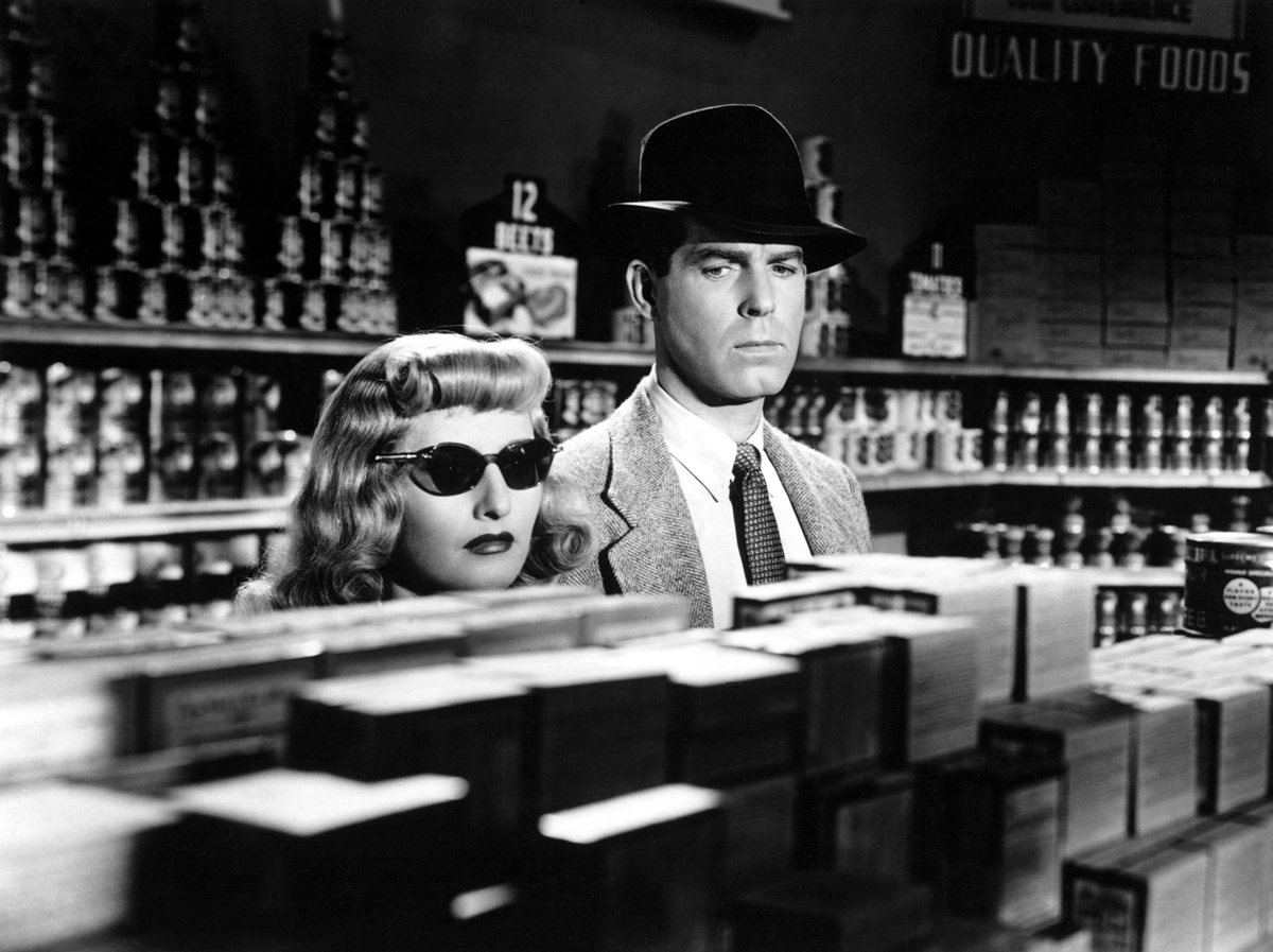 film noir double indemnity essay This essay femme fatale in film noir and other 63,000+ term papers the 1944 noir classic, double indemnity.
